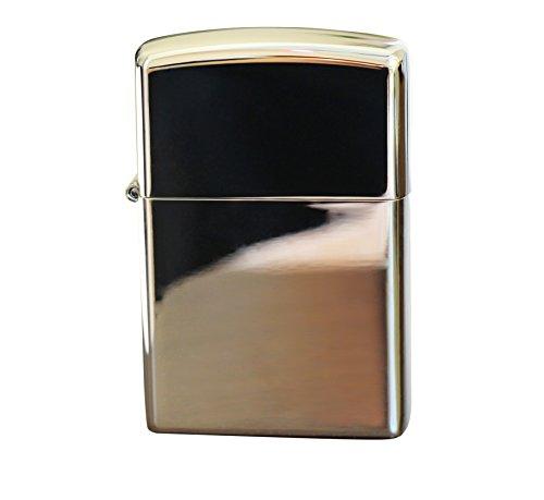 """Pohl&Kuhn """"Classic"""" Edelstahl USB Zigarettenanzünder Elektronisches Feuerzeug Lighter aufladbar Dual Lichtbogen mit Ladekabel Sturmfeuerzeug flammenlos windgeschützt"""