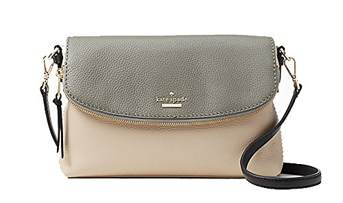 Kate Spade New York Jackson Street Harlyn Crossbody (Willow Multi) by Kate Spade New York
