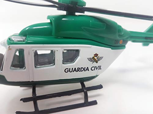 PLAYJOCS Helicóptero Guardia Civil GT-1757 6