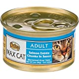 Nutro MAX CAT Salmon Entrée Gourmet Classics Adult Canned Cat Food