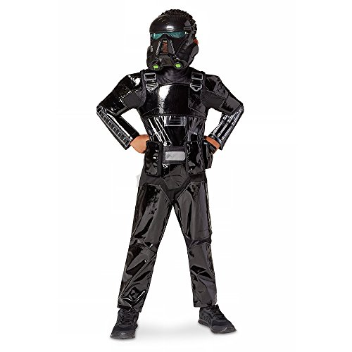 Star Wars Death Troopers Costume (DISNEY STORE STAR WARS ROGUE ONE IMPERIAL DEATH TROOPER COSTUME (13))
