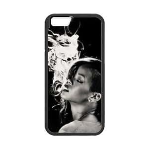 Customized Hard Back Phone Case for Iphone 6 4.7¡° Cover Case - Rihanna HX-MI-042820