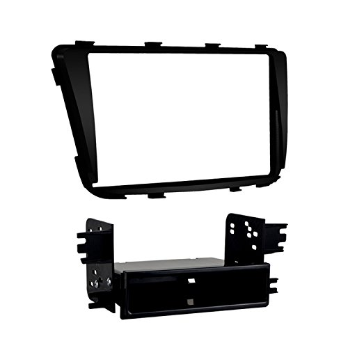 Metra 99-7347B Hyundai Accent In-Dash Single/Double DIN Dash Install Kit