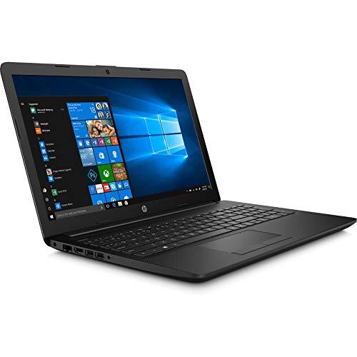 HP 15 Athlon Dual Core 15.6 inch Laptop (4 GB/1 TB HDD/Windows 10 Home/Jet Black/1.7 kg/with MS Office) 15-db1066AU
