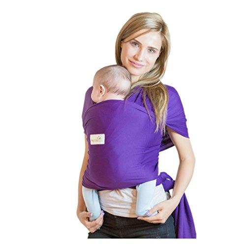 Beechtree Baby Classic Cotton Baby Wrap | Baby Carrier | 1