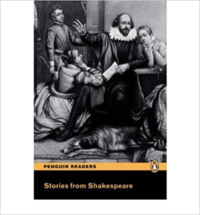 Stories from Shakespeare Book/CD Pack: Level 3 (Penguin Readers (Graded Readers)) (Mixed media product) - Common