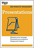 Presentations (20-Minute Manager Series) (20 Minute Manager)