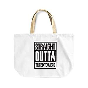 Loud Universe Bag For Women,White - Canvas & Beach Tote Bags