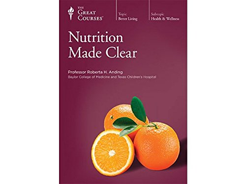 Top 1 nutrition made clear guidebook