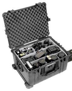 Pelican 1620 Large Protector Case Black 1620-020-110
