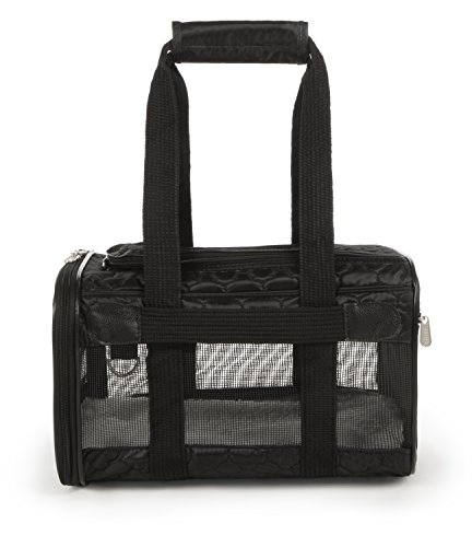 Sherpa Original Deluxe Pet Carrier, Small Gray