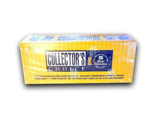 1994 Upper Deck Collectors Baseball