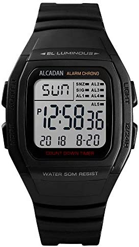ALCADAN Waterproof Stopwatch Countdown 1278 product image