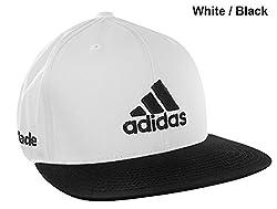 Adidas Golf- Flat Bill Classic Snapback Cap