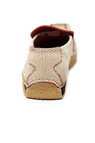 Diesel Suede Loafers With Crepe Rubber MOD. Buster Mushroom/Bloody 8U1jrP