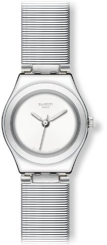Swatch White Pill Ladies Watch YSS266M