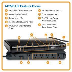 MT-6PLUS Feature Focus