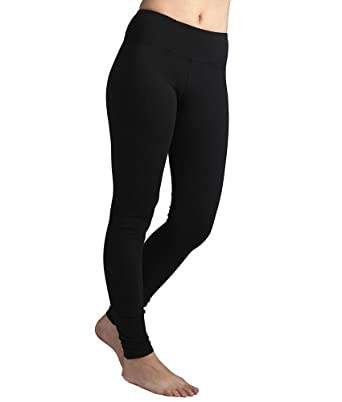 dc74c216654cd Hard Tail Flat Waist Ankle Yoga Leggings at Amazon Women's Clothing store: