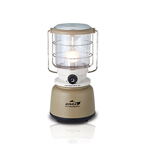 Retro LED Lantern by Kovea