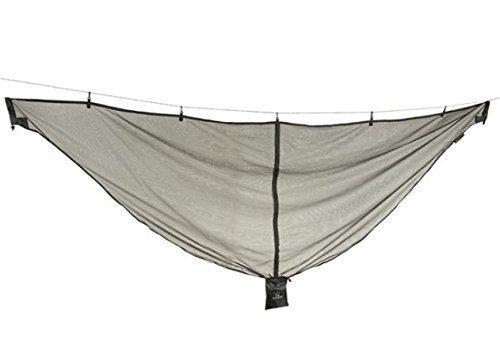 Yukon Outfitters NoFlyZone Hammock Bug Net, Black by Yukon Outfitters