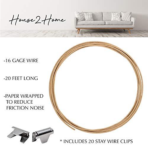 Amazon.com: House2Home - Kit de repuesto de muelles para ...