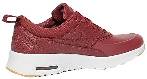 finest selection reasonably priced thoughts on Nike air max thea PRM Womens Running Trainers 616723 Sneakers Shoes (UK 4.5  US 7 EU 38, Cedar Gum Yellow White 604)