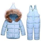 Orangemom Kids Clothing Set Green Winter Warm