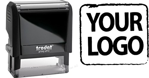 Custom Logo Stamp - Self Inking - 2