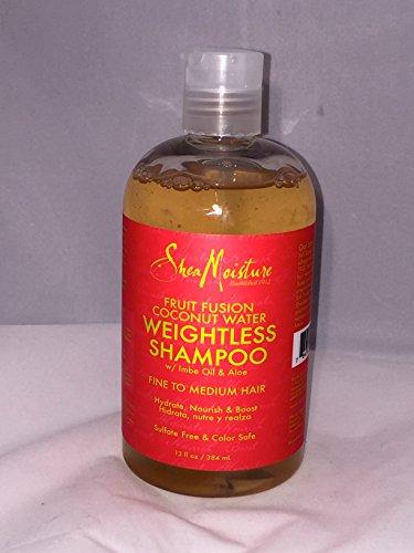 Shea Moisture Coconut Weightless Shampoo