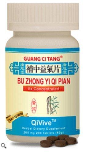 (Active Herb Bu Zhong Yi Qi Pian QiViveTM Promote Physical Strength)