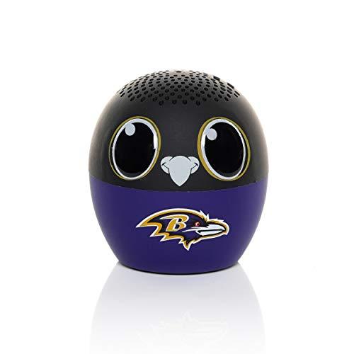 (NFL Bitty Boomer Wireless Bluetooth Speaker, Baltimore)