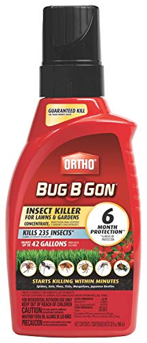 Ortho Bug B Gon Insect Killer for Lawn & Gardens Concentrate1, 32 fl. oz.