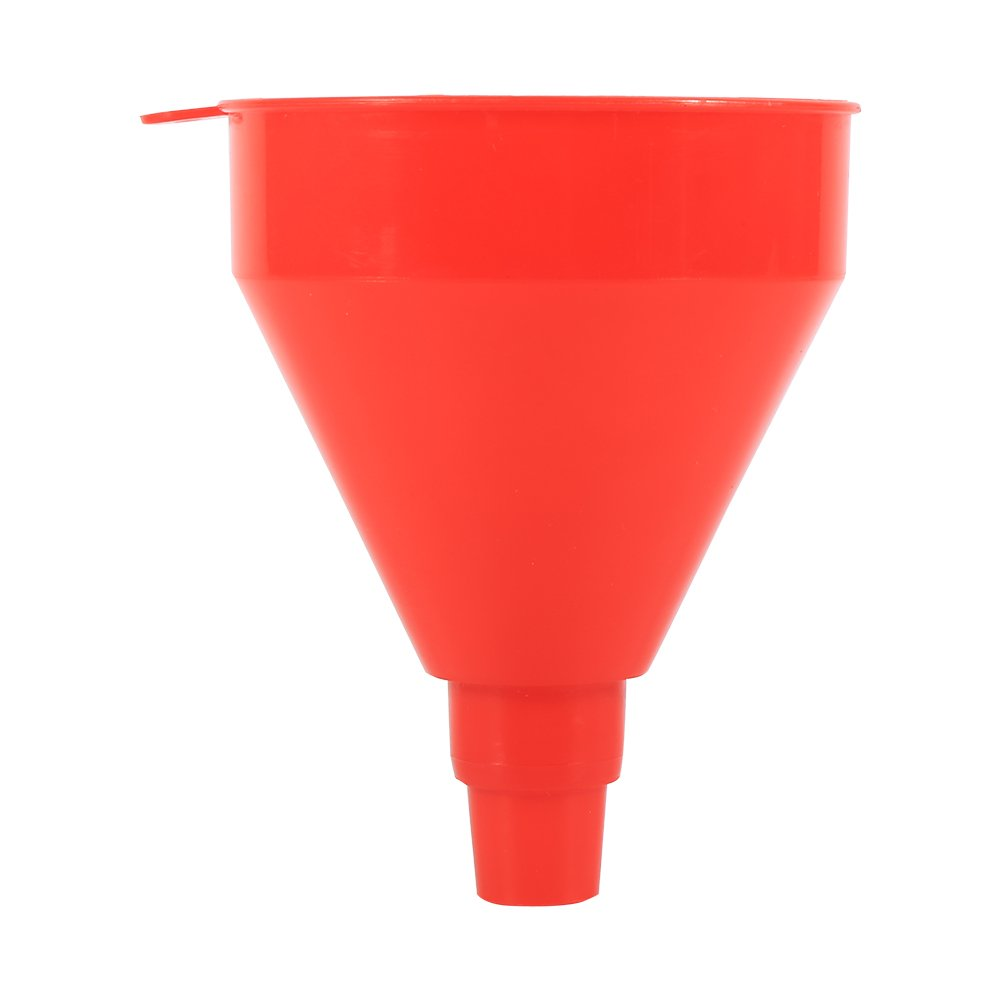 Petrol Aufee Funnels Plastic Durable Vehicle Filling Funnel with Soft Pipe Spout Pour Oil Tool for Water Diesel
