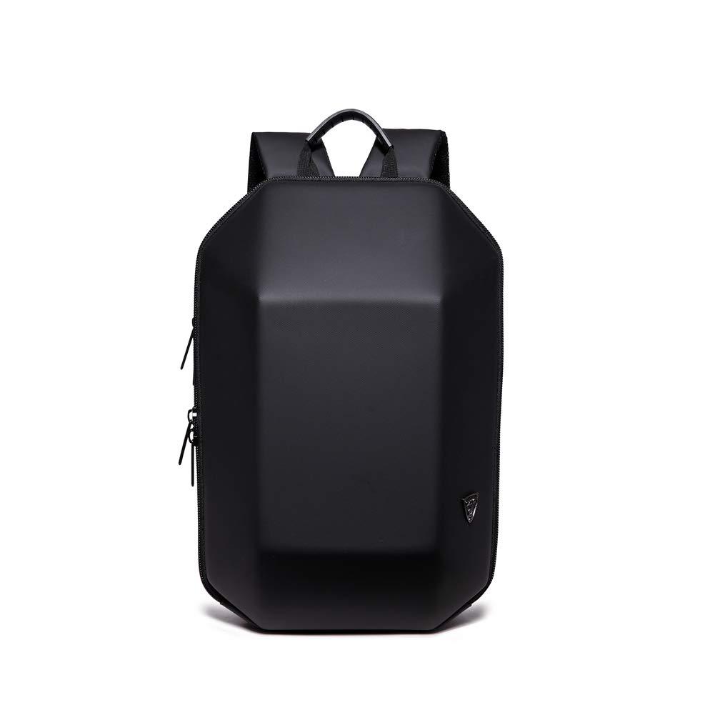 AHWZ 3次元バックパック クリエイティブ パーソナリティ コンピューター バックパック カジュアル ファッション トラベルバッグ ブラック   B07JFW7HYS
