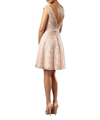 mit Guertel Spitze Rosa Partykleider Brau Mini Alt Kleider mia Traumhaft Abendkleider Brautjungfernkleider Jugendweihe La wpPAvxqIA