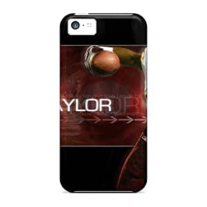 Great Hard Phone Cases For Iphone 5c (DsI18768yNhQ) Support Personal Customs Trendy Washington Redskins Pictures