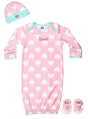 Gerber Piece Sleepwear Essential Layette