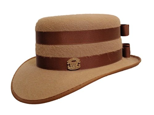 D Bar J Hat Brand, Female, BOP Town, Size 7, Camel by D Bar J Hat Brand