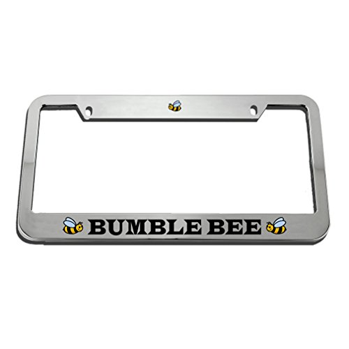 Speedy Pros Honk If You Are From Tashkent License Plate Frame Tag Holder
