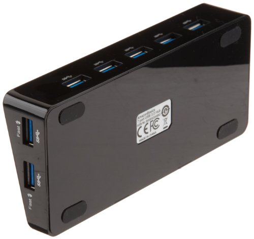 Amazonbasics USB 3.0 Hub Review