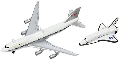 Space Mission 747 Shuttle Carrier