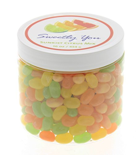 Jelly Belly 1 LB  Bulk Jelly Beans in a resealable and reusa