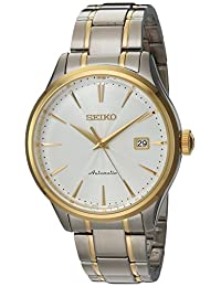 Seiko Men's SRP704 Analog Display Japanese Automatic Two Tone Watch