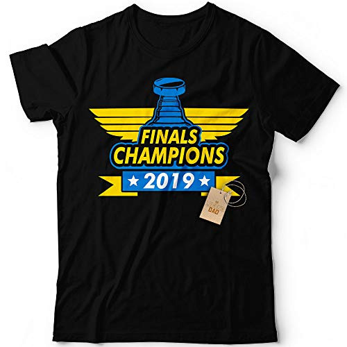 Finals Champions Cup 2019 Shirt Hockey Jersey Who Winner Customized Handmade T-Shirt Hoodie/Long Sleeve/Tank Top/Sweatshirt
