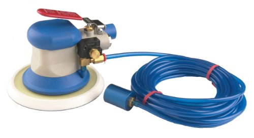 Hutchins 7544 6-Inch Water Bug Sander III with 20-Foot Hose