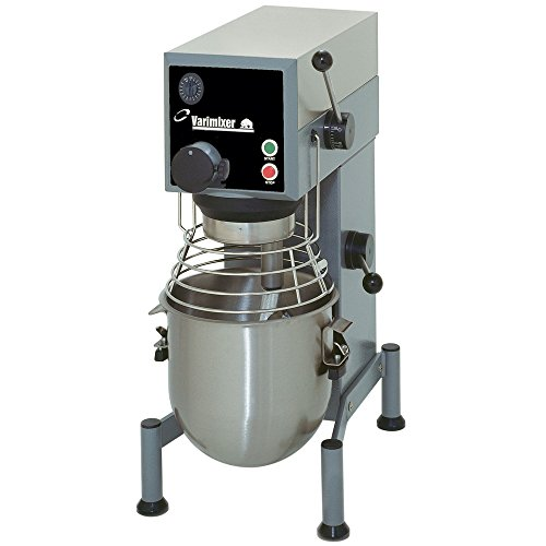 Varimixer W20A 21 Quart Mixer with Accessories - 120V, 1 HP by Varimixer