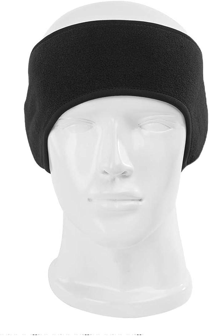 Unisex Ohrenwärmer Ohrenschützer Mütze Stirnband aus Polar Fleece