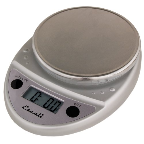 Primo Digital Kitchen Scale Chrome product image