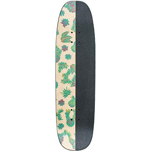 Natural GLOBE Skateboards Half Prism Street Complete