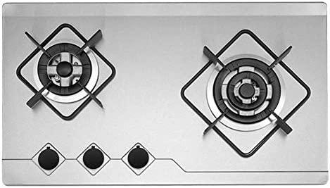 prezzo competitivo salvare ufficiale WENTS 8PCS Metallo 6mm Universale Argento Gas Stufa Controllo ...
